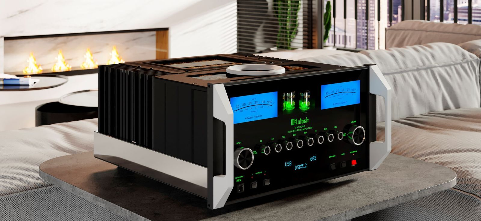 Stereonet review McIntosh MA12000