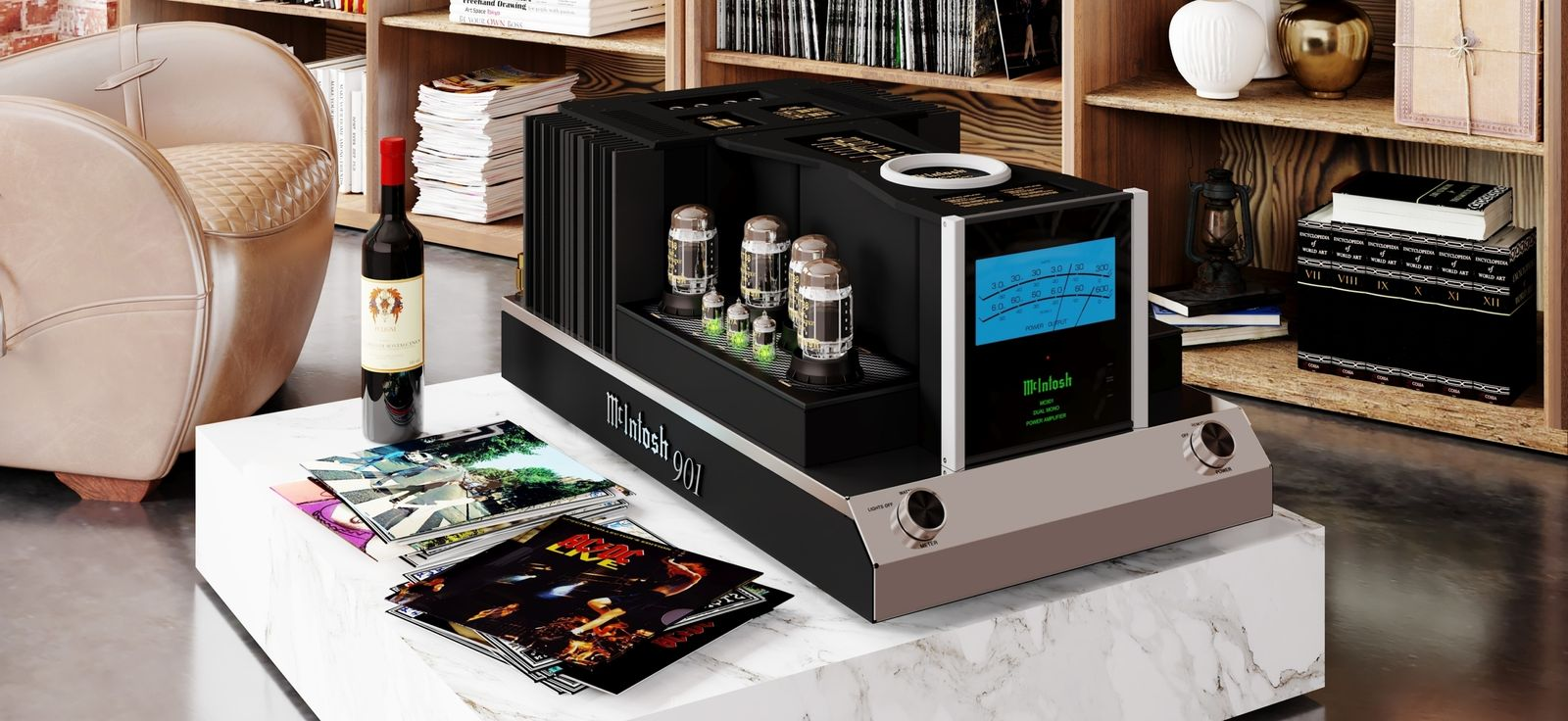 Fine Sounds UK Takes up McIntosh Labs and Sonus faber UK Distribution