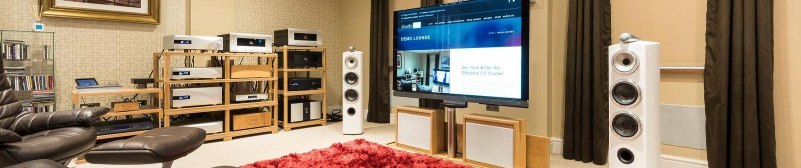Studio AV Interior