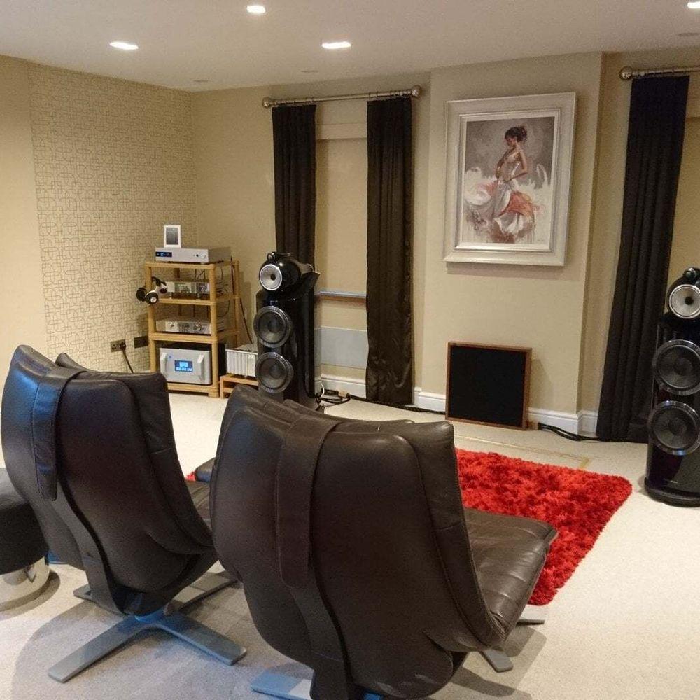 Studio AV interior 3