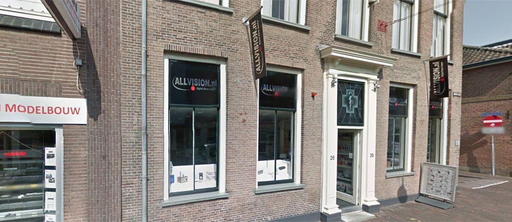 Allvision digital home center woerden openingstijden