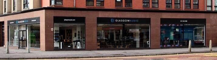 Glasgow Audio Exterior