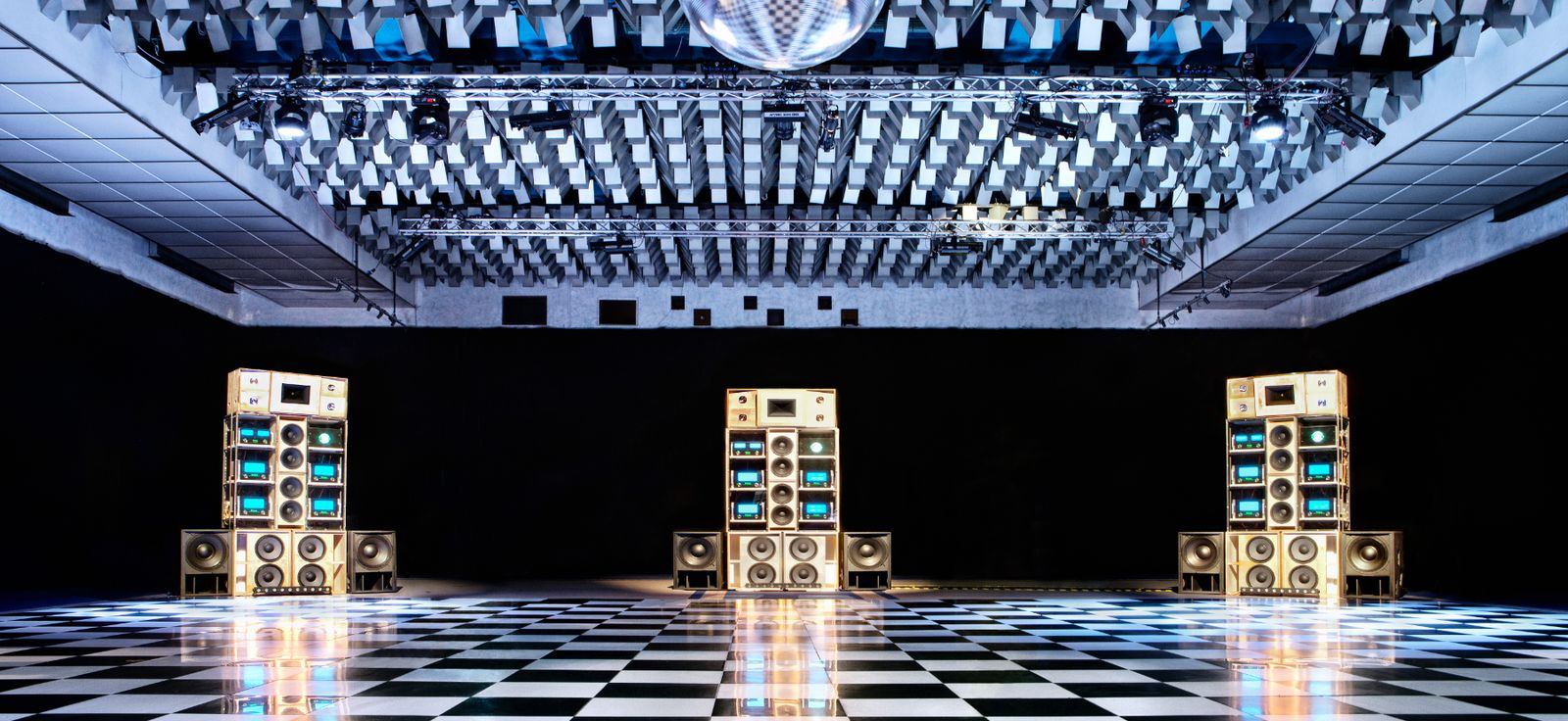 McIntosh Despacio - The Sound System to Drown Out All Sound Systems