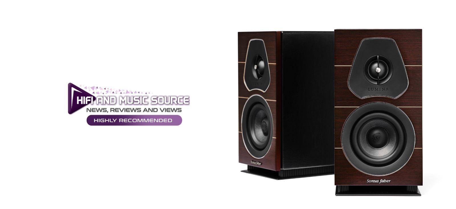hifiandmusicsource.com reviews the Sonus faber Lumina I speakers
