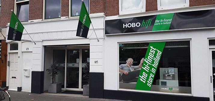 Hobo hifi den haag buiten